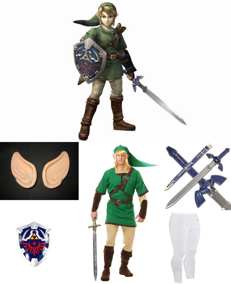 Link Cosplay Guide