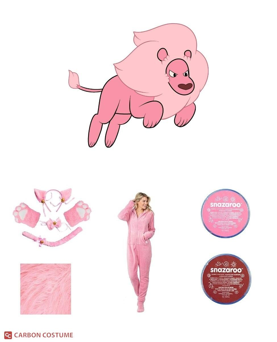 Lion from Steven Universe Cosplay Guide