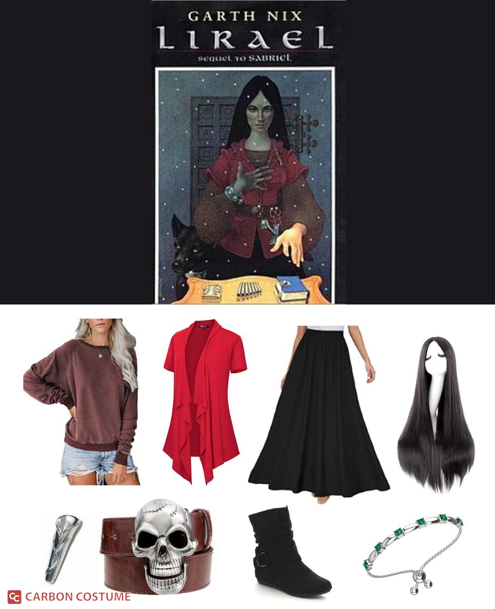 Lirael from the Abhorsen Trilogy Cosplay Guide