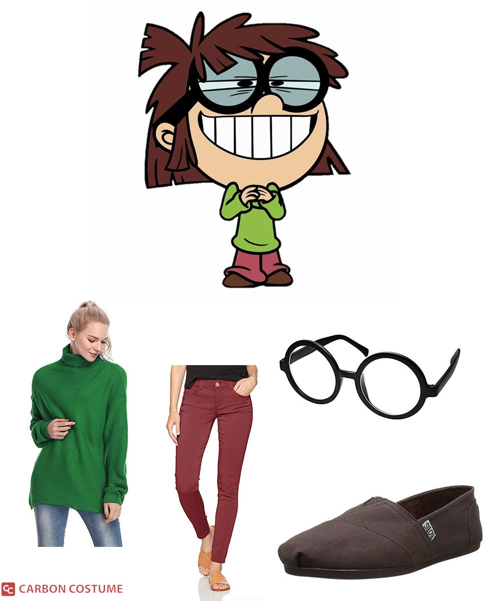 Lisa Loud from The Loud House Cosplay Guide