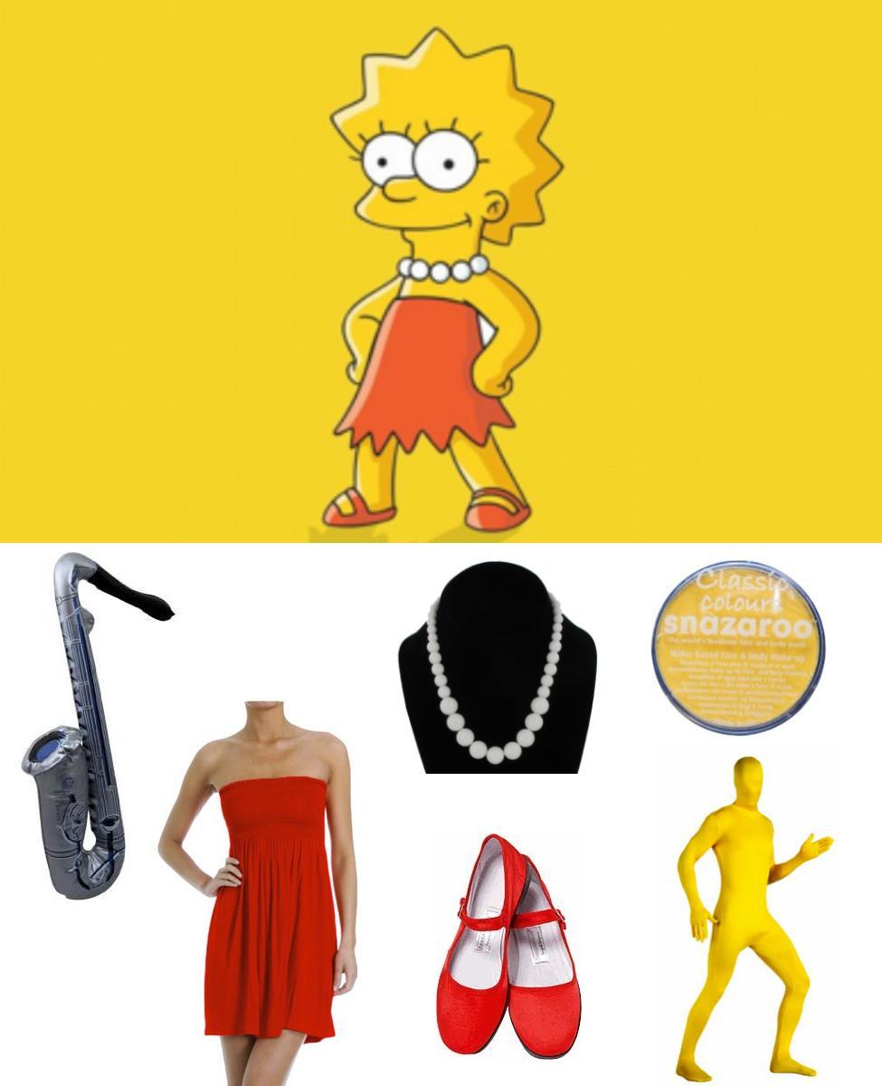 Lisa Simpson Cosplay Guide
