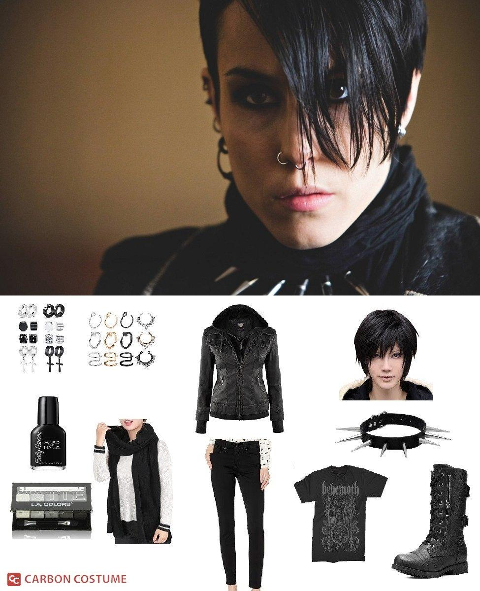 Lisbeth Salander from The Girl with the Dragon Tattoo Cosplay Guide