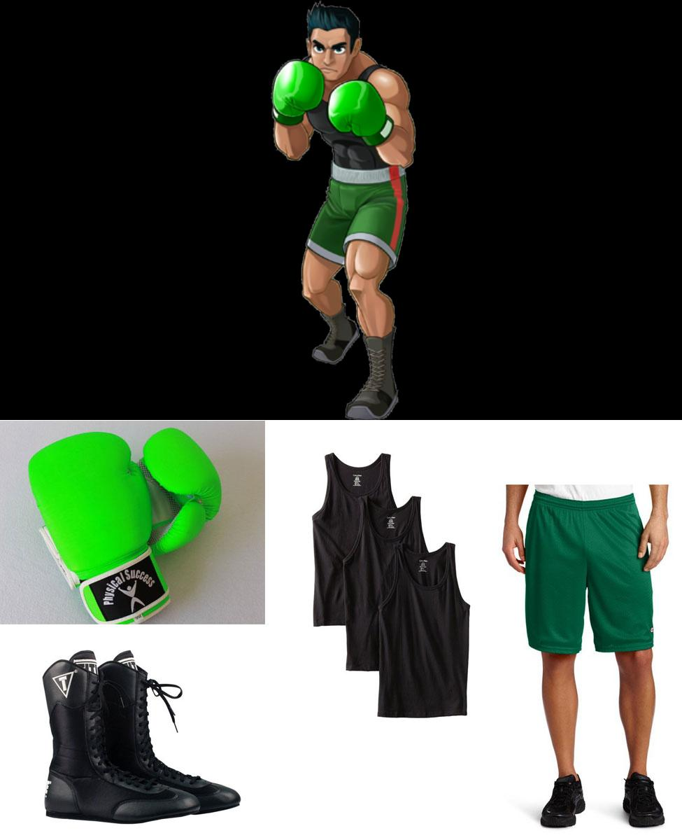 Little Mac Cosplay Guide