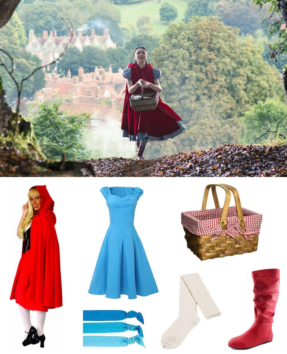 Little Red Riding Hood in Into the Woods Cosplay Guide