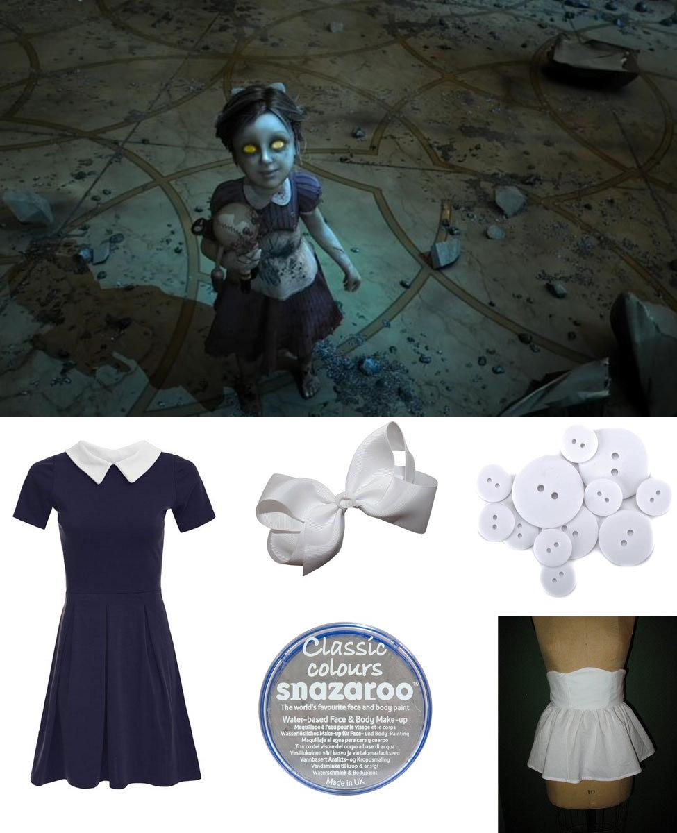 Little Sister Cosplay Guide