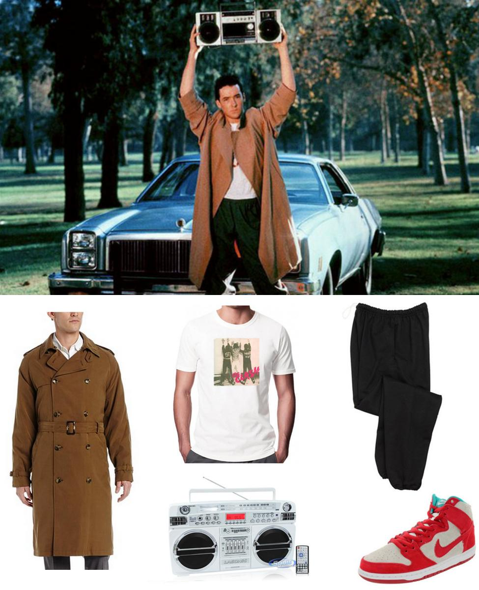 Lloyd Dobler in Say Anything… Cosplay Guide