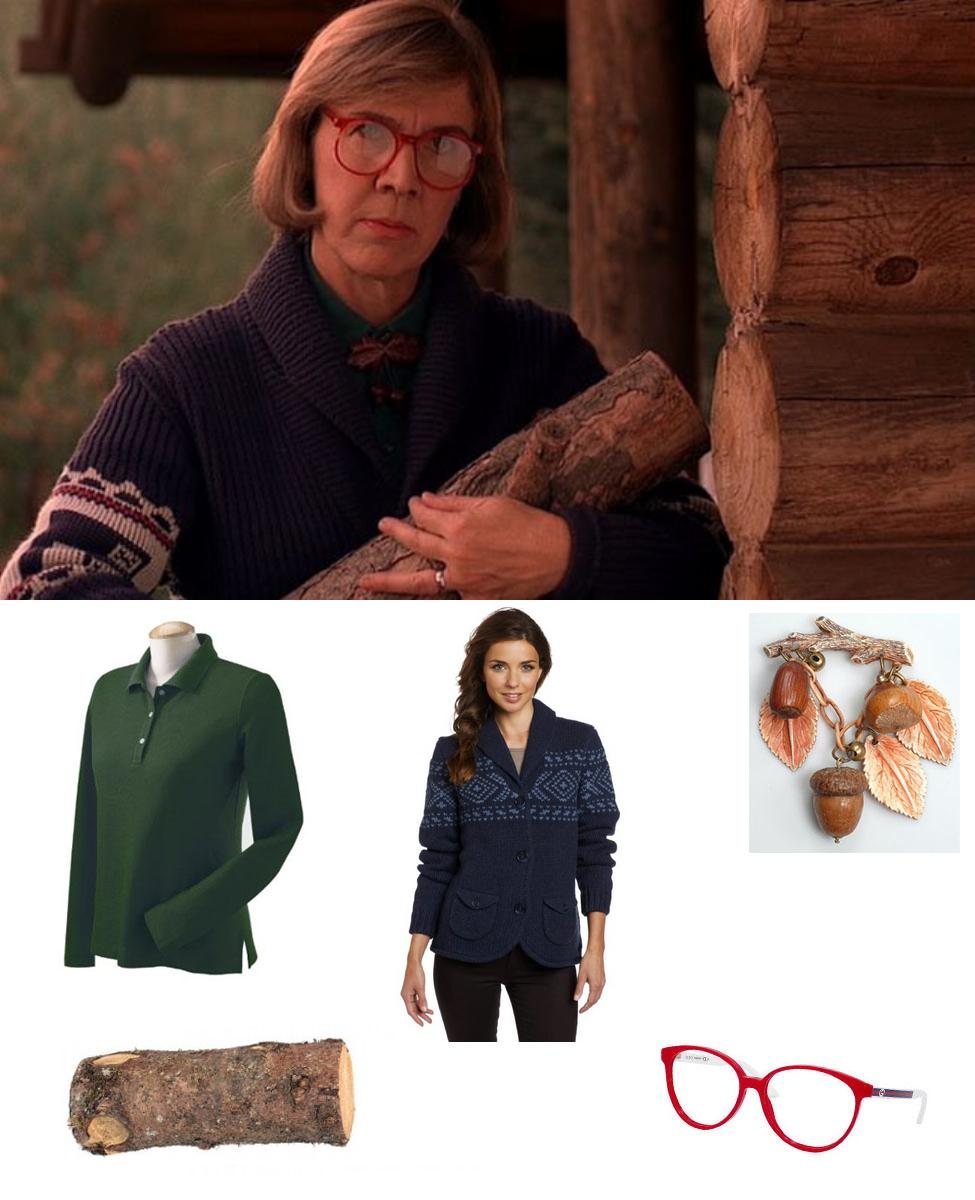 Log Lady Cosplay Guide