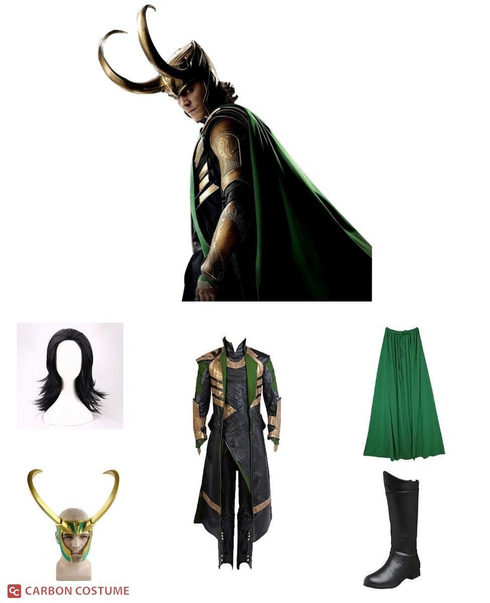 Loki Cosplay Guide