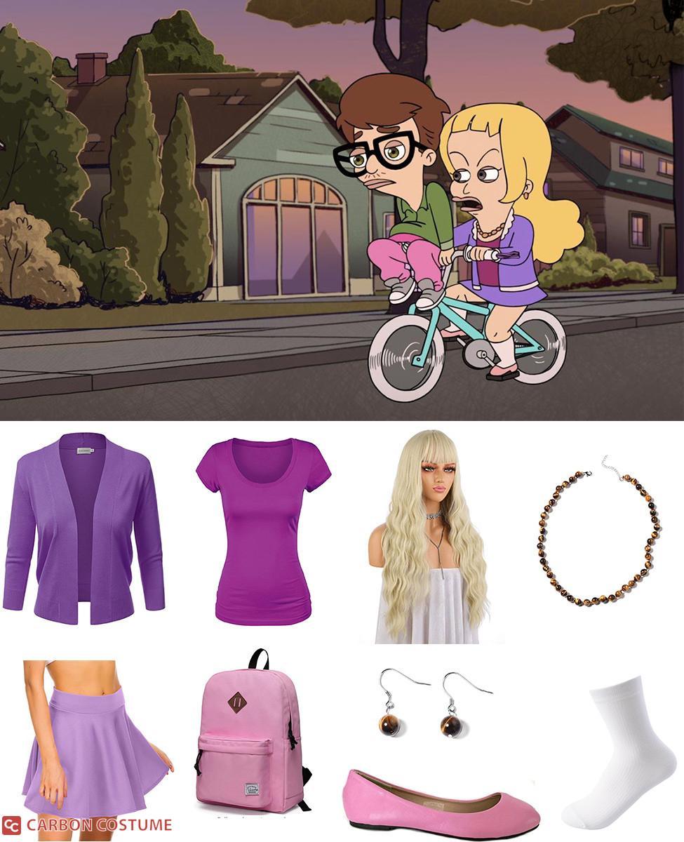 Lola Skumpy from Big Mouth Cosplay Guide