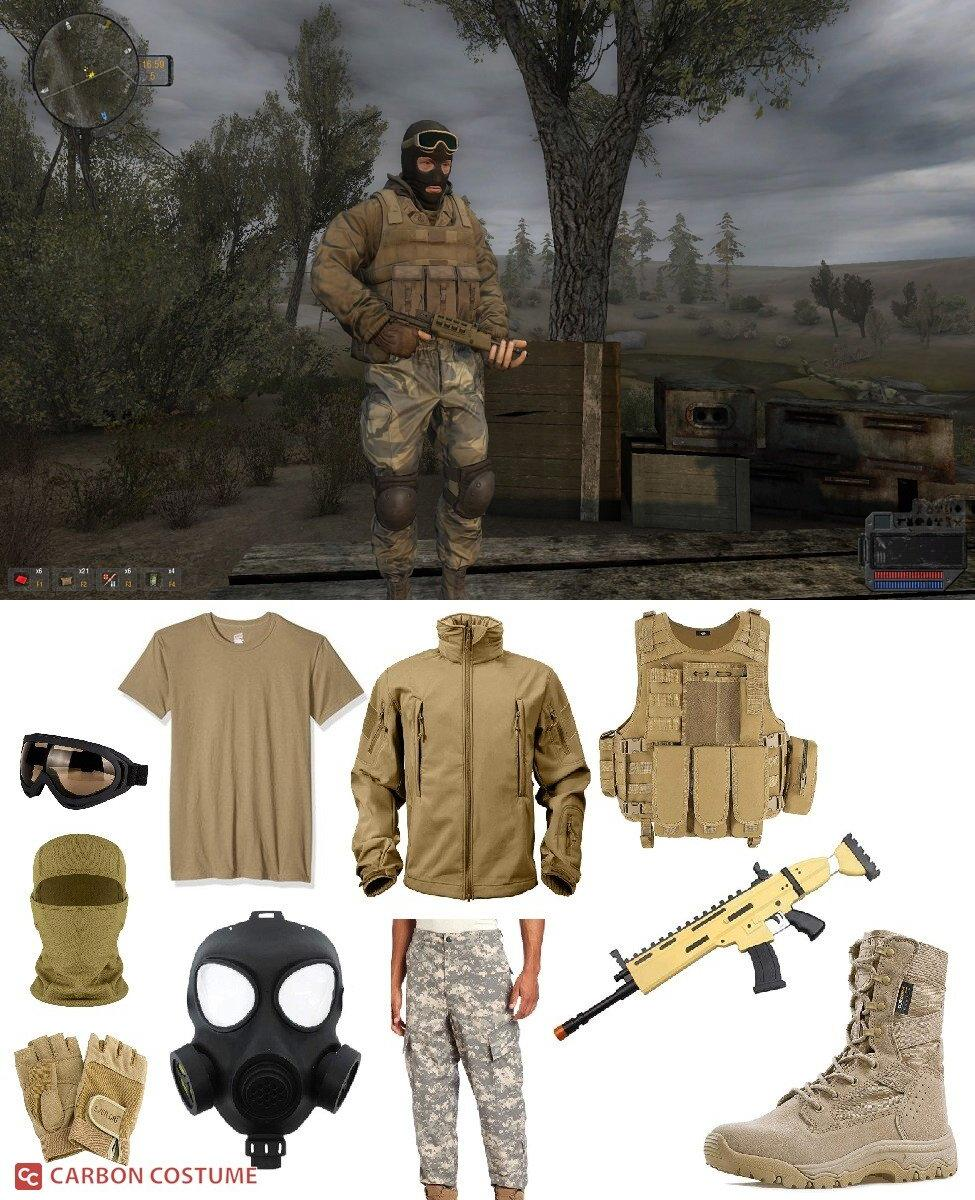 Loners from S.T.A.L.K.E.R Cosplay Guide
