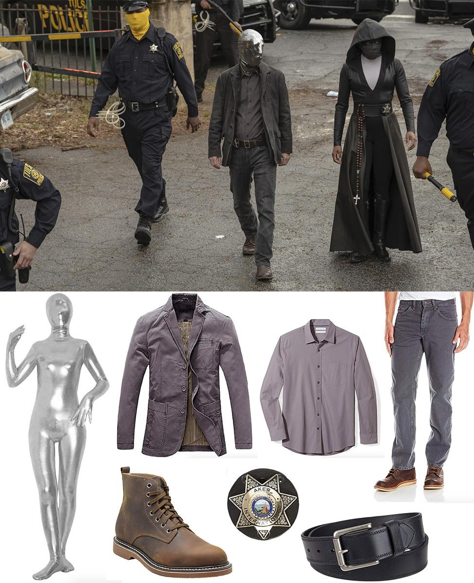 Looking Glass from Watchmen Cosplay Guide