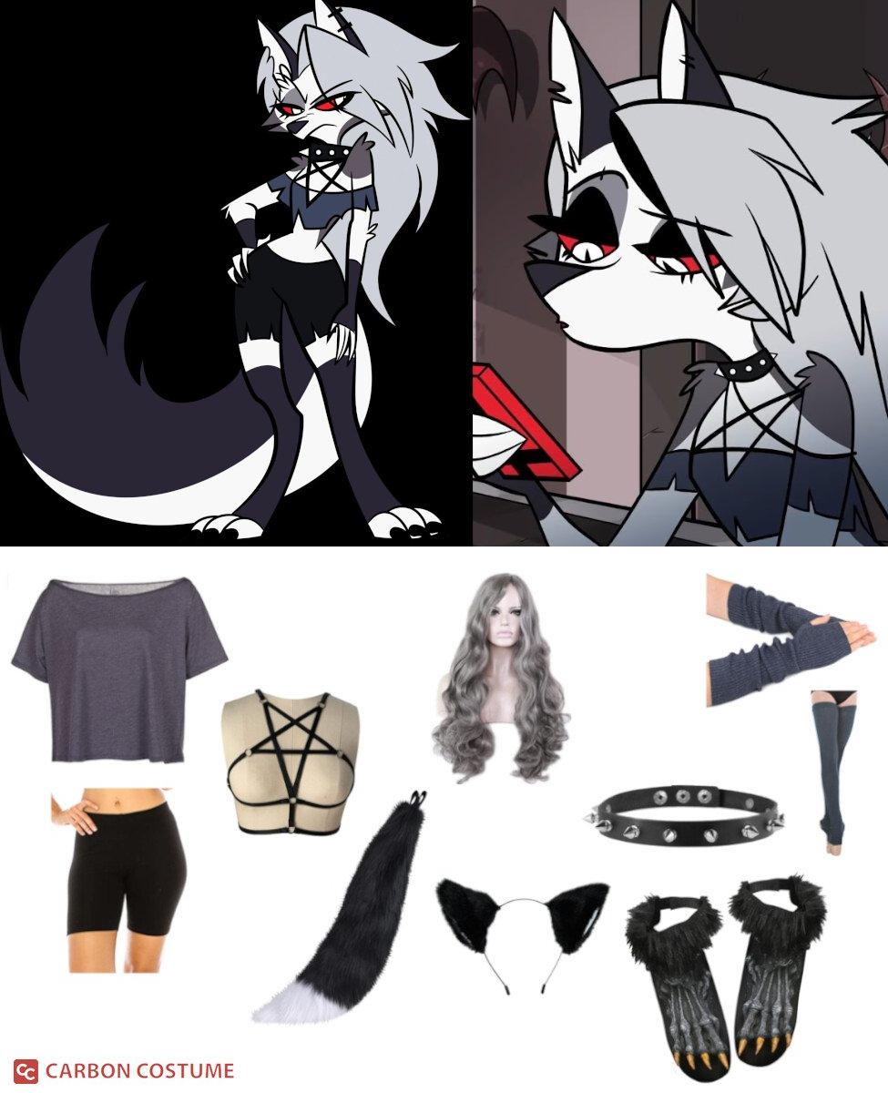 Loona from Helluva Boss Cosplay Guide