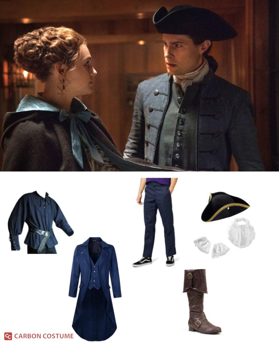 Lord John Grey from Outlander Cosplay Guide