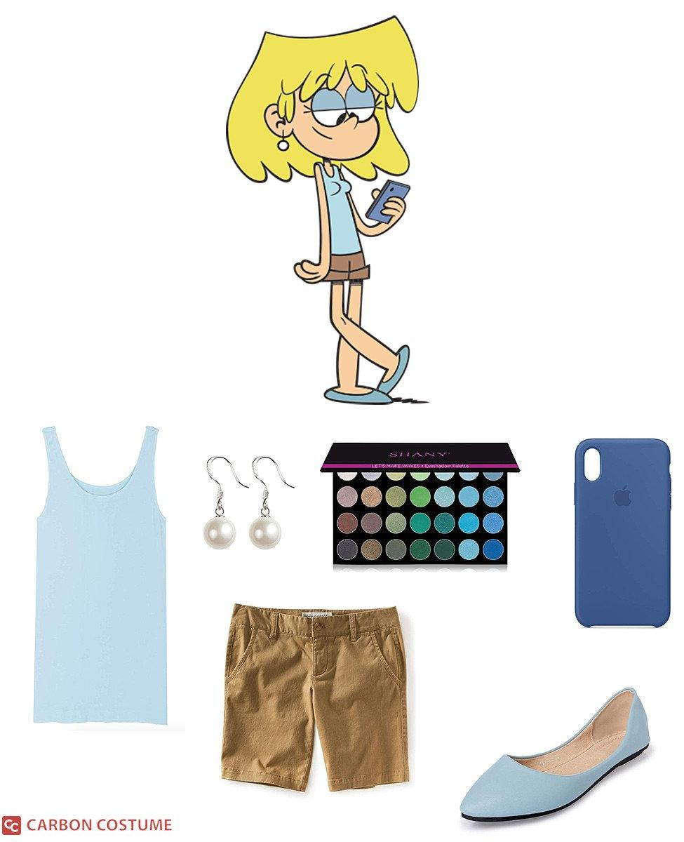Lori Loud from The Loud House Cosplay Guide