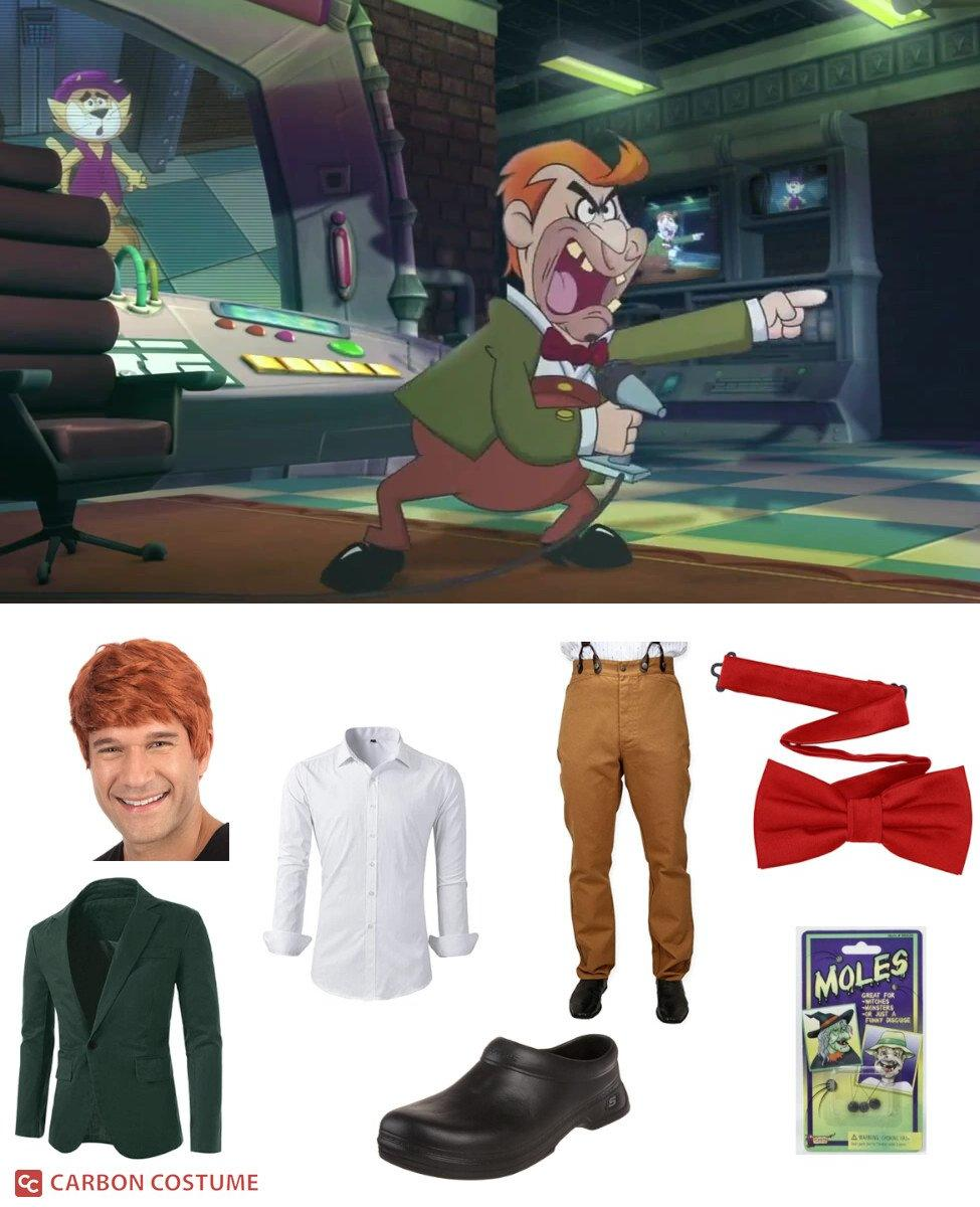 Lou Strickland from Top Cat Cosplay Guide