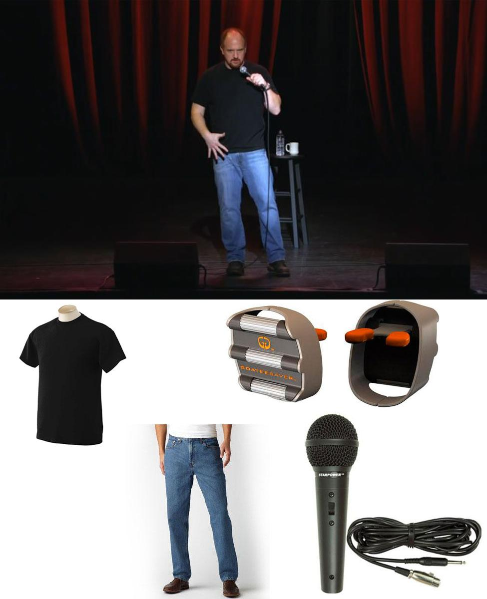 Louis CK Cosplay Guide