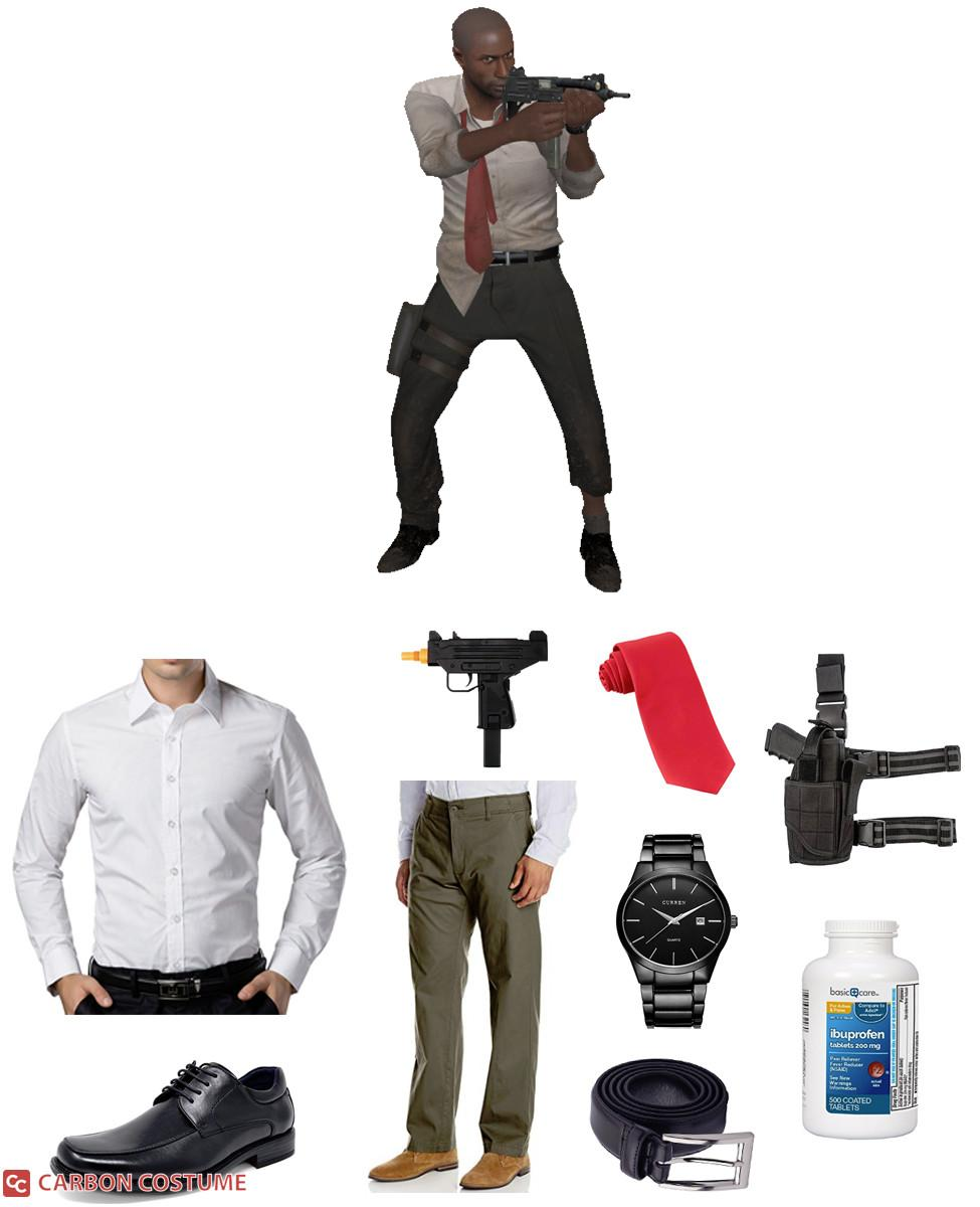 Louis from Left 4 Dead Cosplay Guide