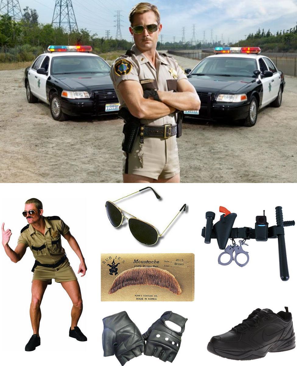 Lt. Jim Dangle Cosplay Guide