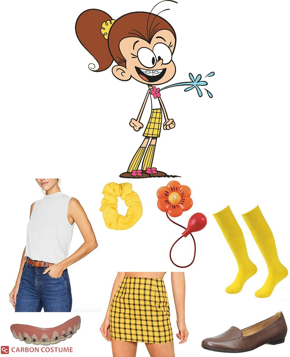 Luan Loud from The Loud House Cosplay Guide