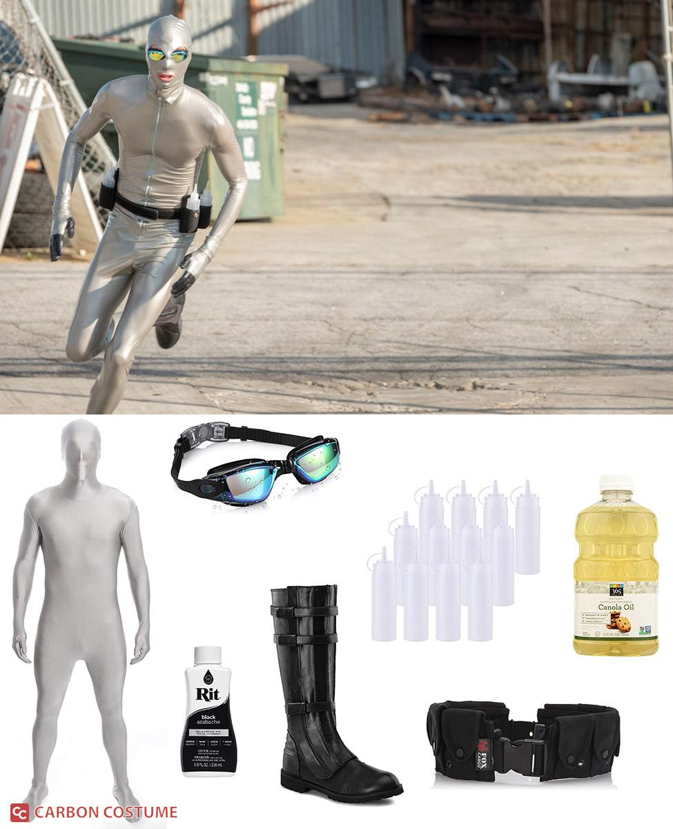 Lube Man from Watchmen Cosplay Guide