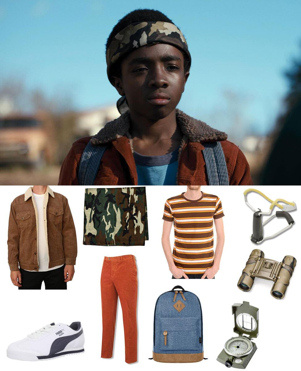 Lucas Sinclair Cosplay Guide