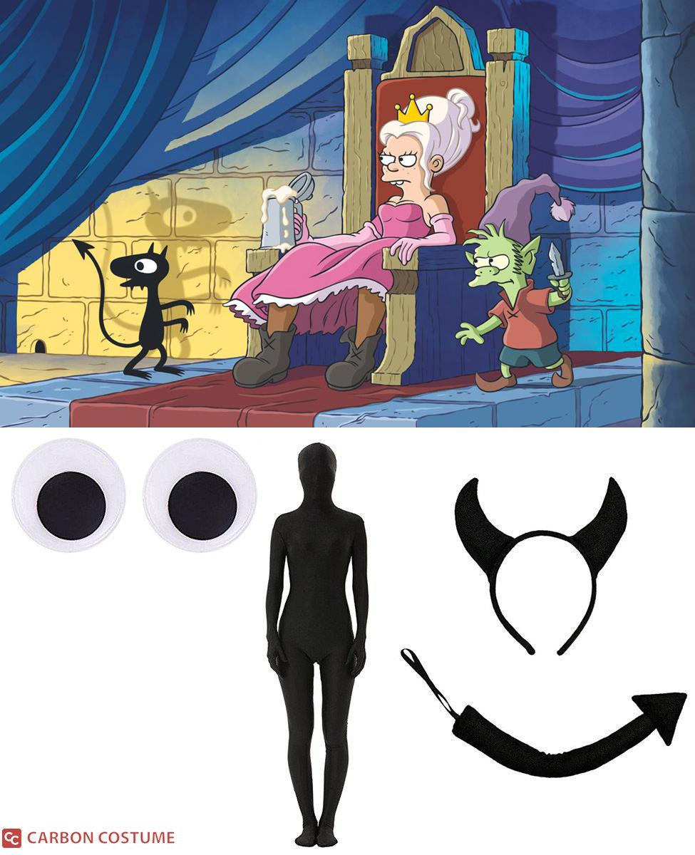 Luci from Disenchantment Cosplay Guide