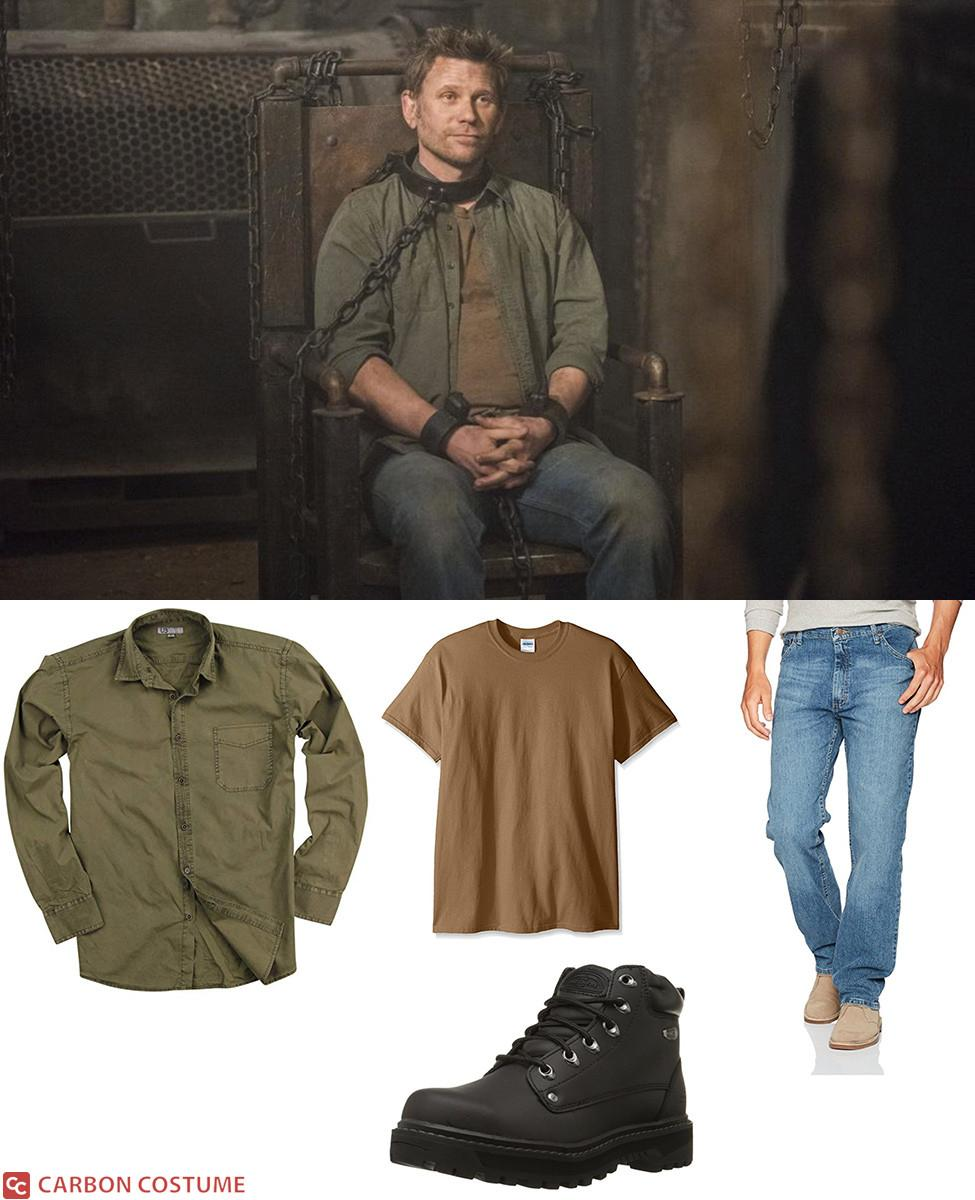 Lucifer from Supernatural Cosplay Guide