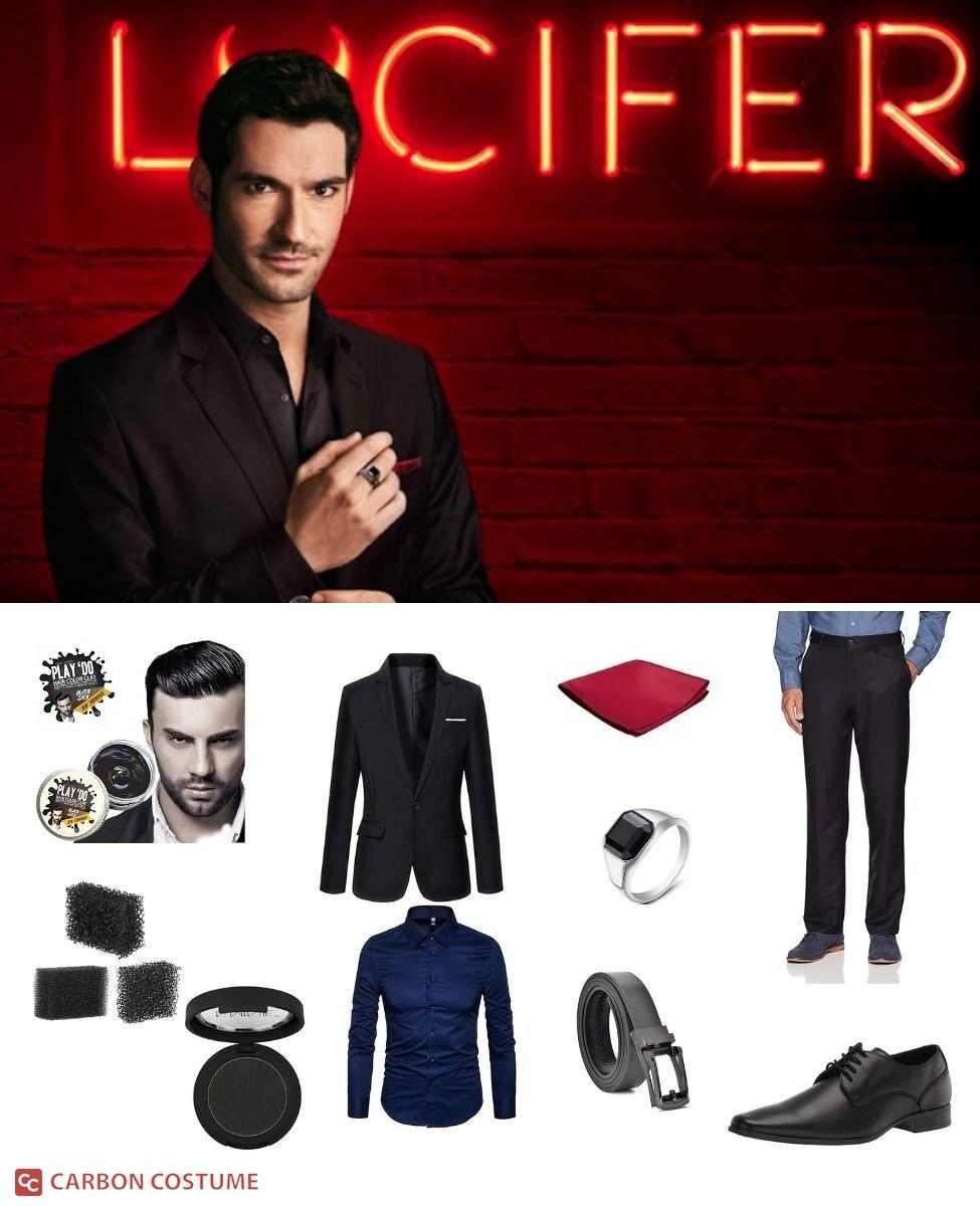 Lucifer Morningstar from Lucifer Cosplay Guide