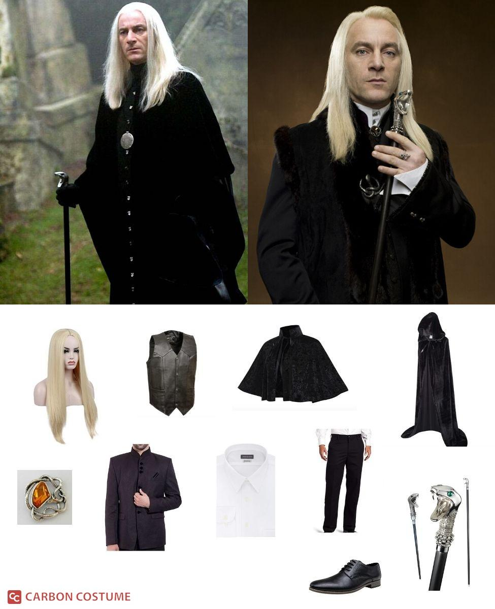 Lucius Malfoy Cosplay Guide
