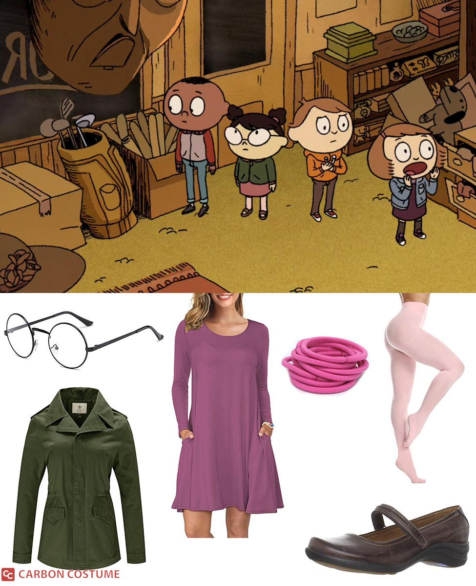 Lucy from Costume Quest Cosplay Guide