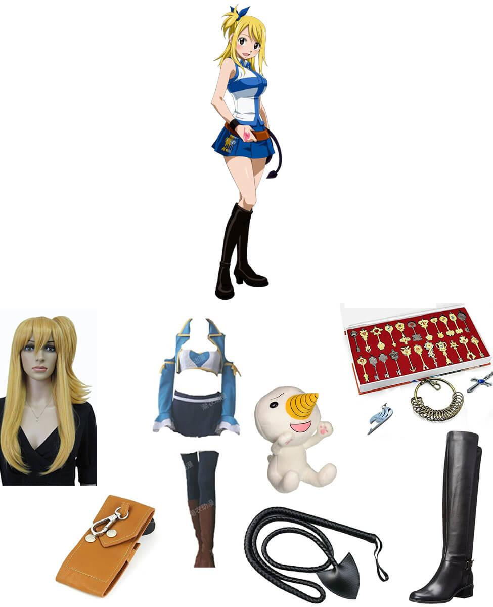 Lucy Heartfilia Cosplay Guide