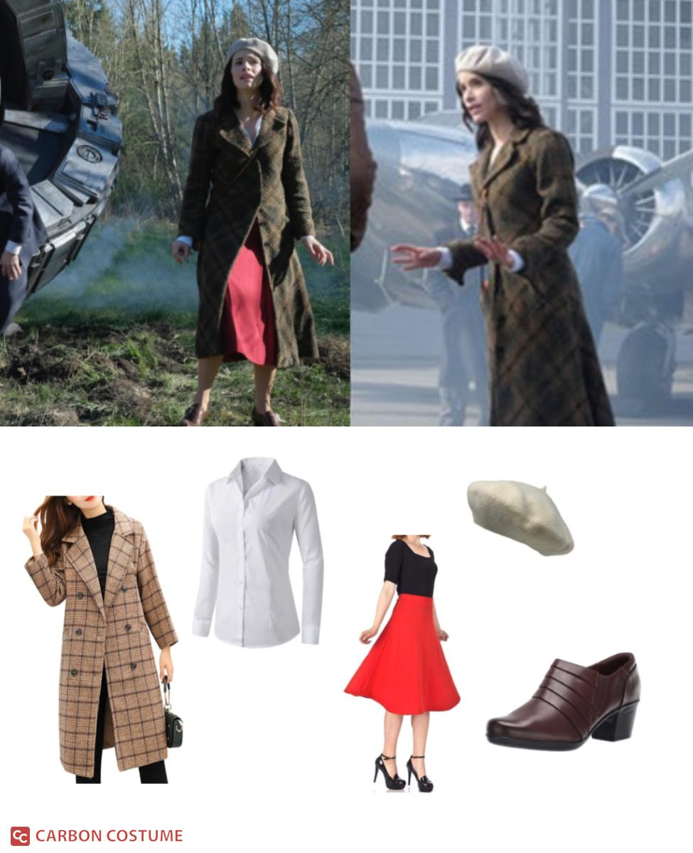 Lucy Preston from Timeless Cosplay Guide