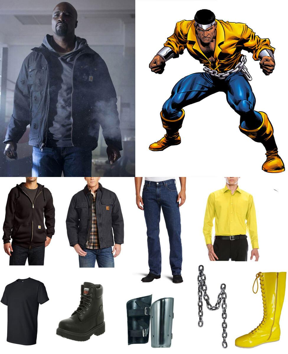 Luke Cage Cosplay Guide