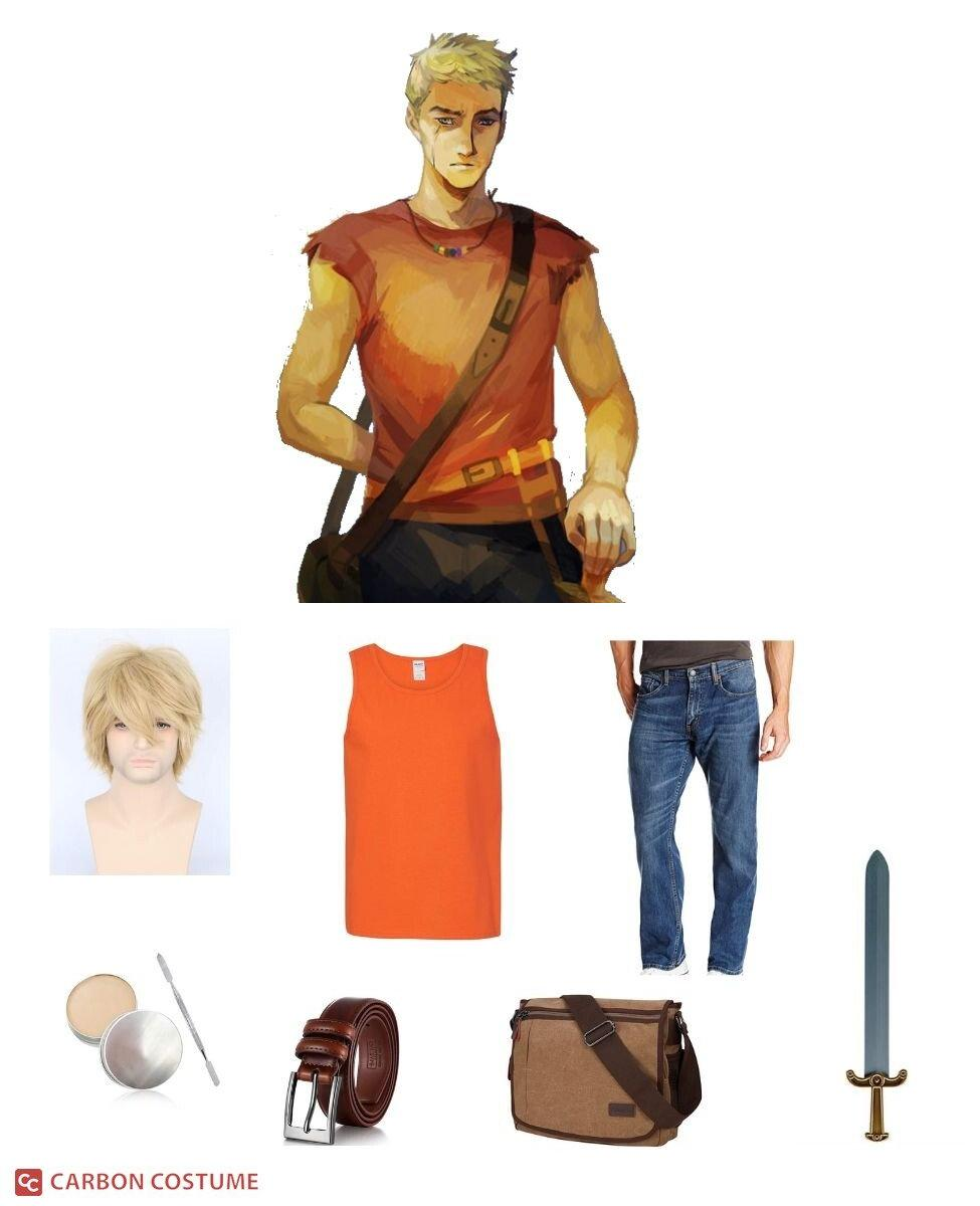 Luke Castellan Cosplay Guide
