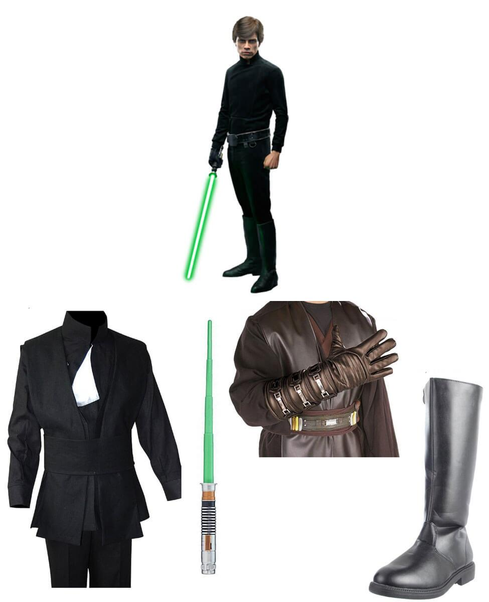 Luke Skywalker from Return of the Jedi Cosplay Guide