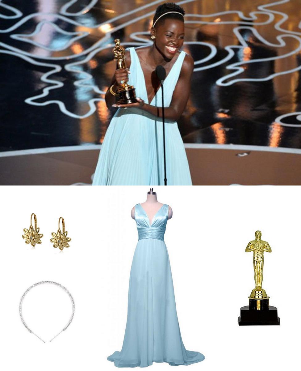 Lupita Nyong'o's Oscars Look Cosplay Guide
