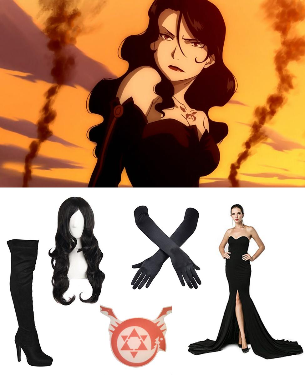 Lust Cosplay Guide