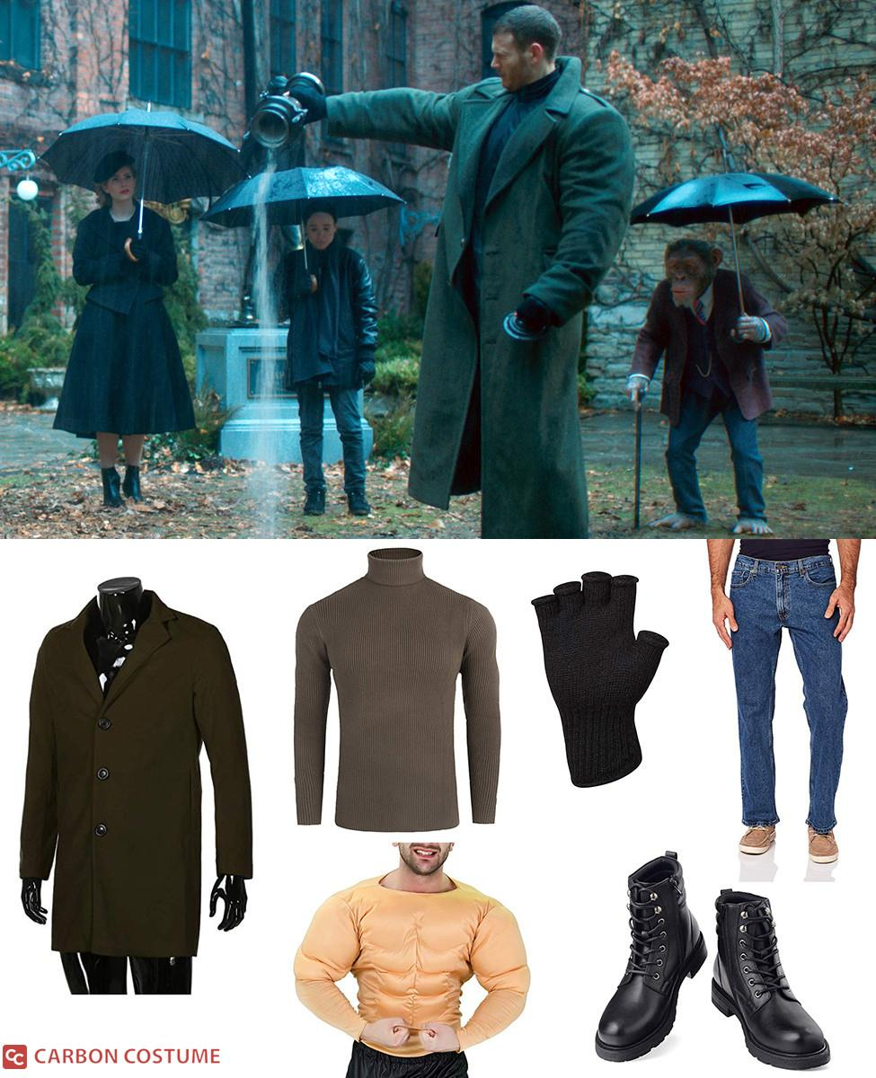 Luther Hargreeves from The Umbrella Academy Cosplay Guide