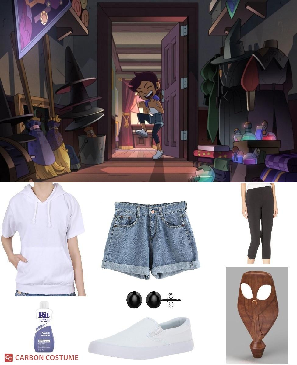 Luz Noceda from The Owl House Cosplay Guide