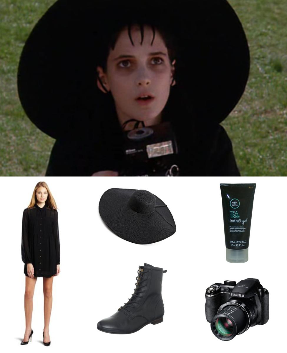 Lydia Deetz Cosplay Guide