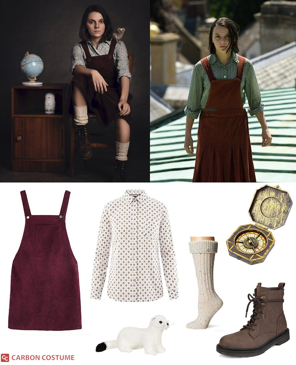 Lyra Belacqua from His Dark Materials Cosplay Guide