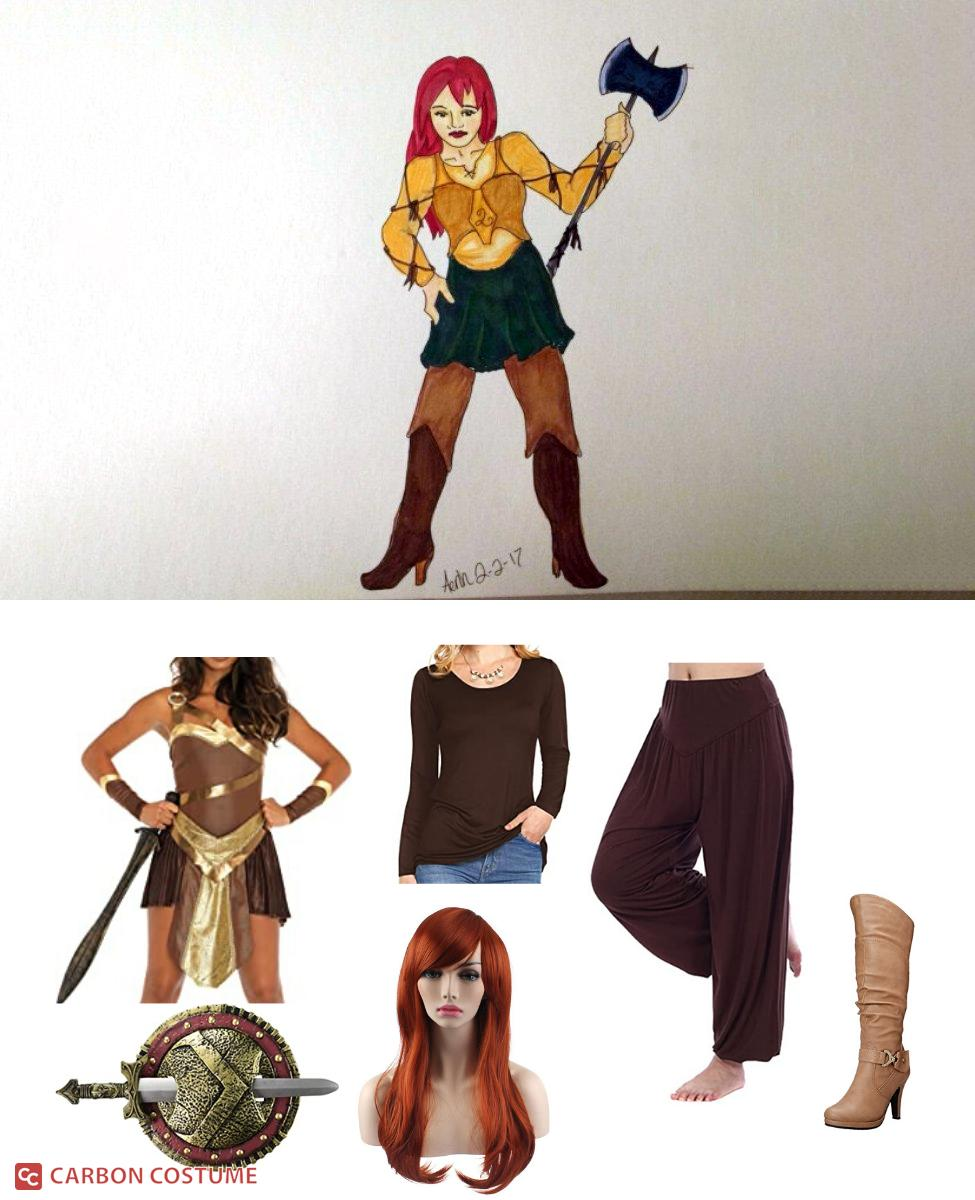 Lyra Jones from Cliche Cosplay Guide