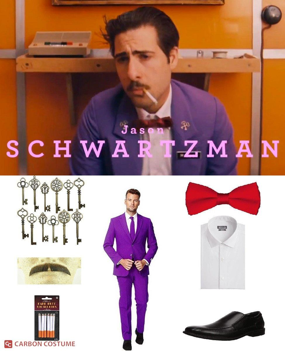 M. Jean from The Grand Budapest Hotel Cosplay Guide