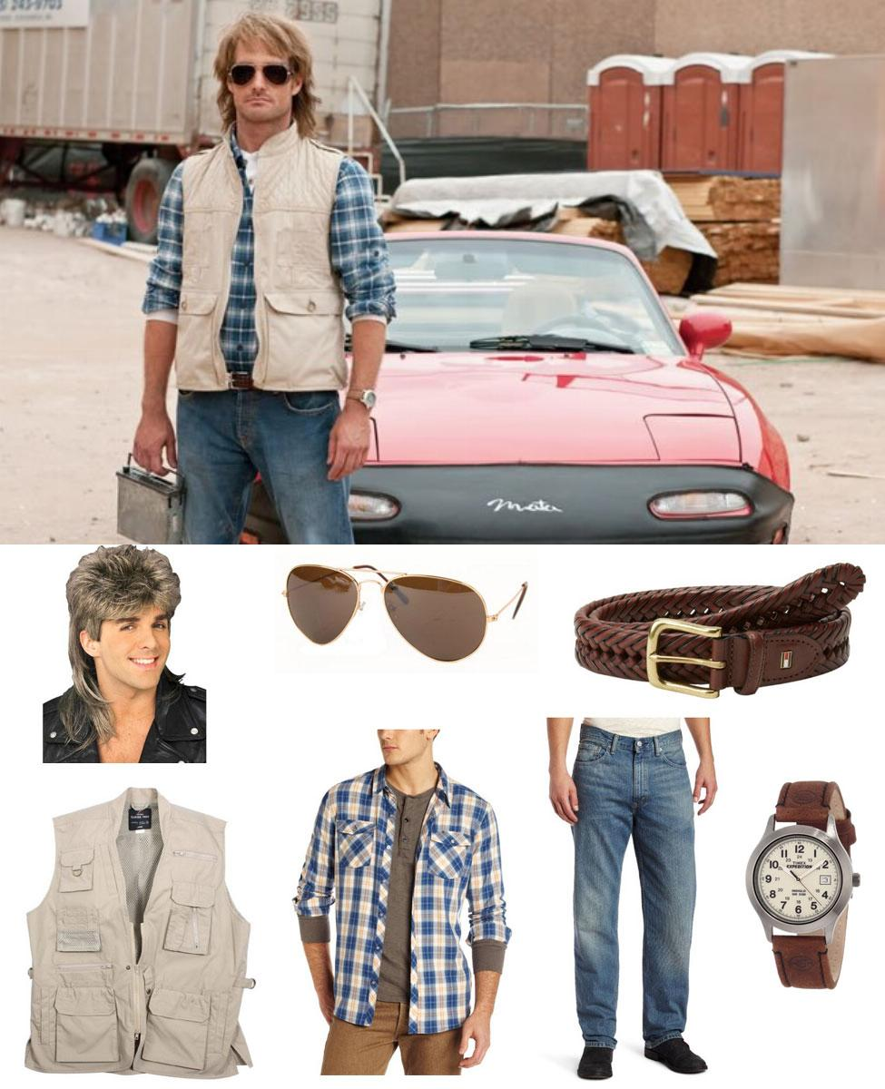 MacGruber Cosplay Guide