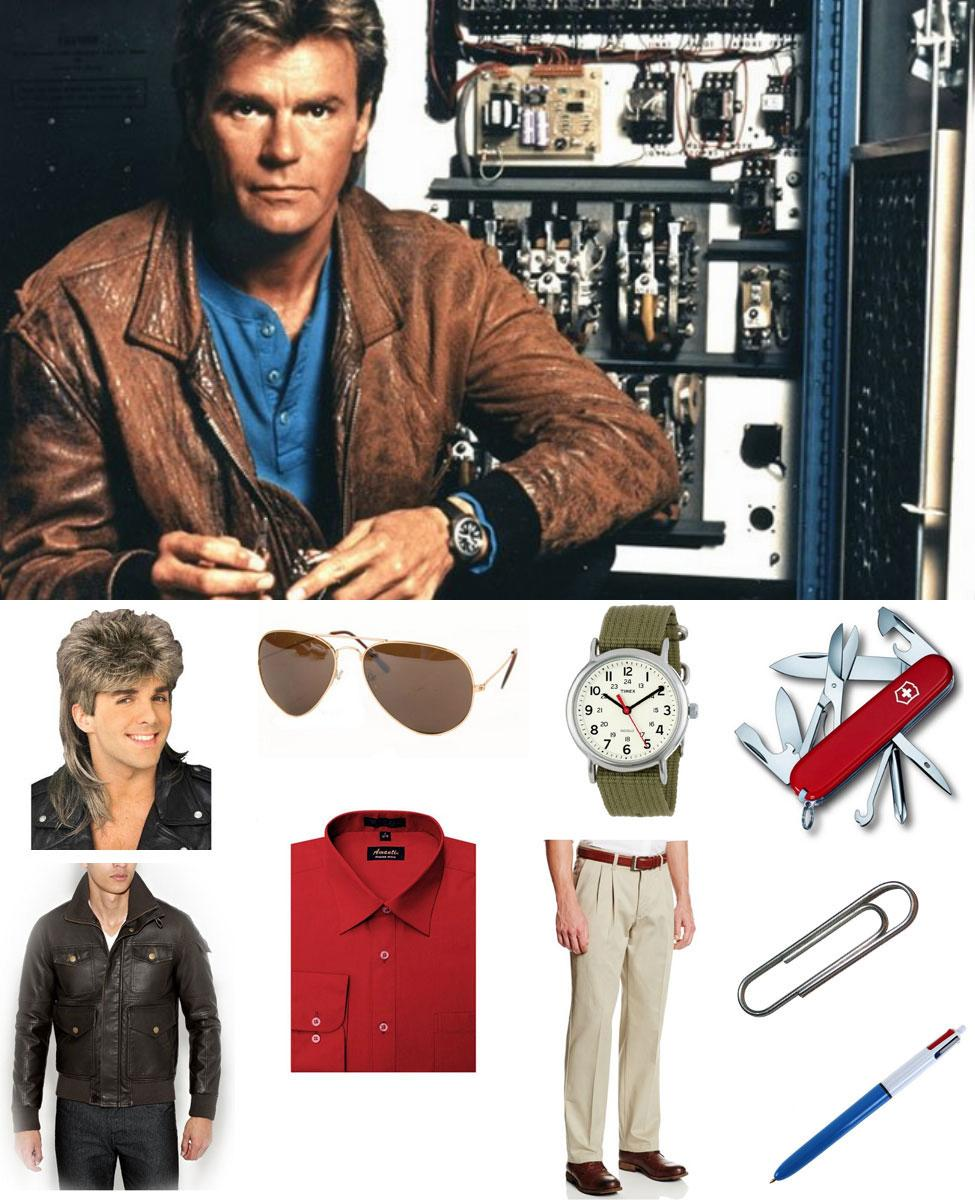 MacGyver Cosplay Guide