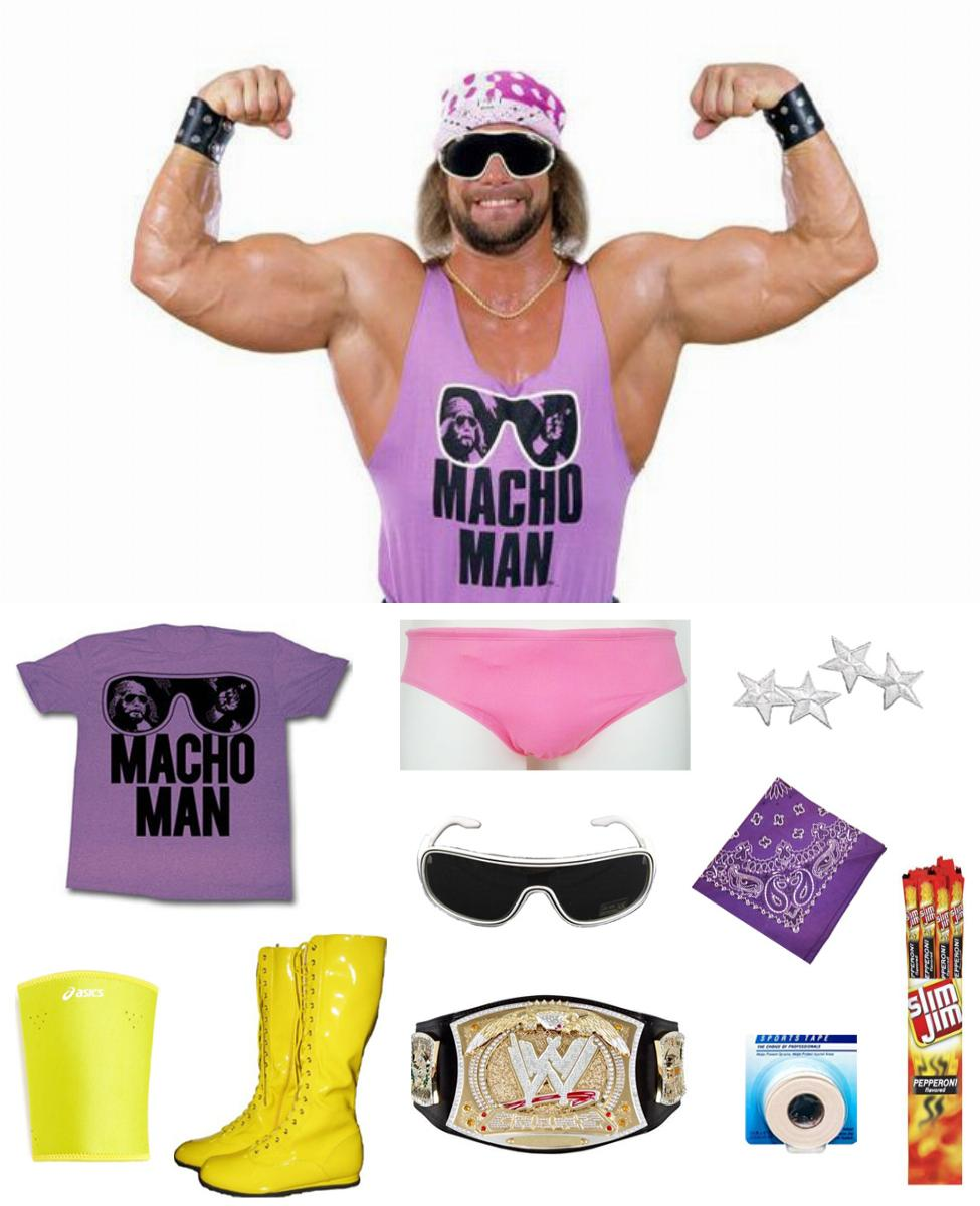 Macho Man Randy Savage Cosplay Guide
