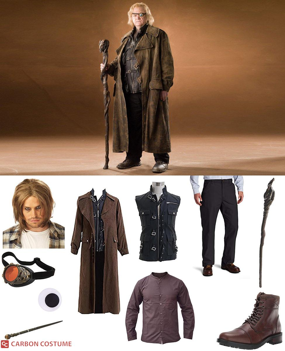 Mad-Eye Moody Cosplay Guide