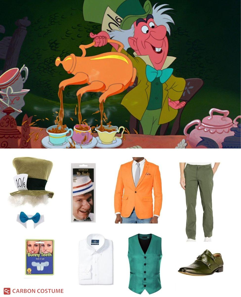 Mad Hatter Cosplay Guide
