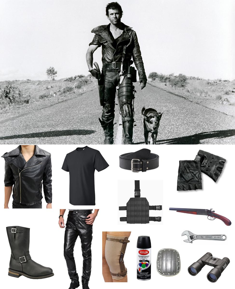 Mad Max Road Warrior Cosplay Guide