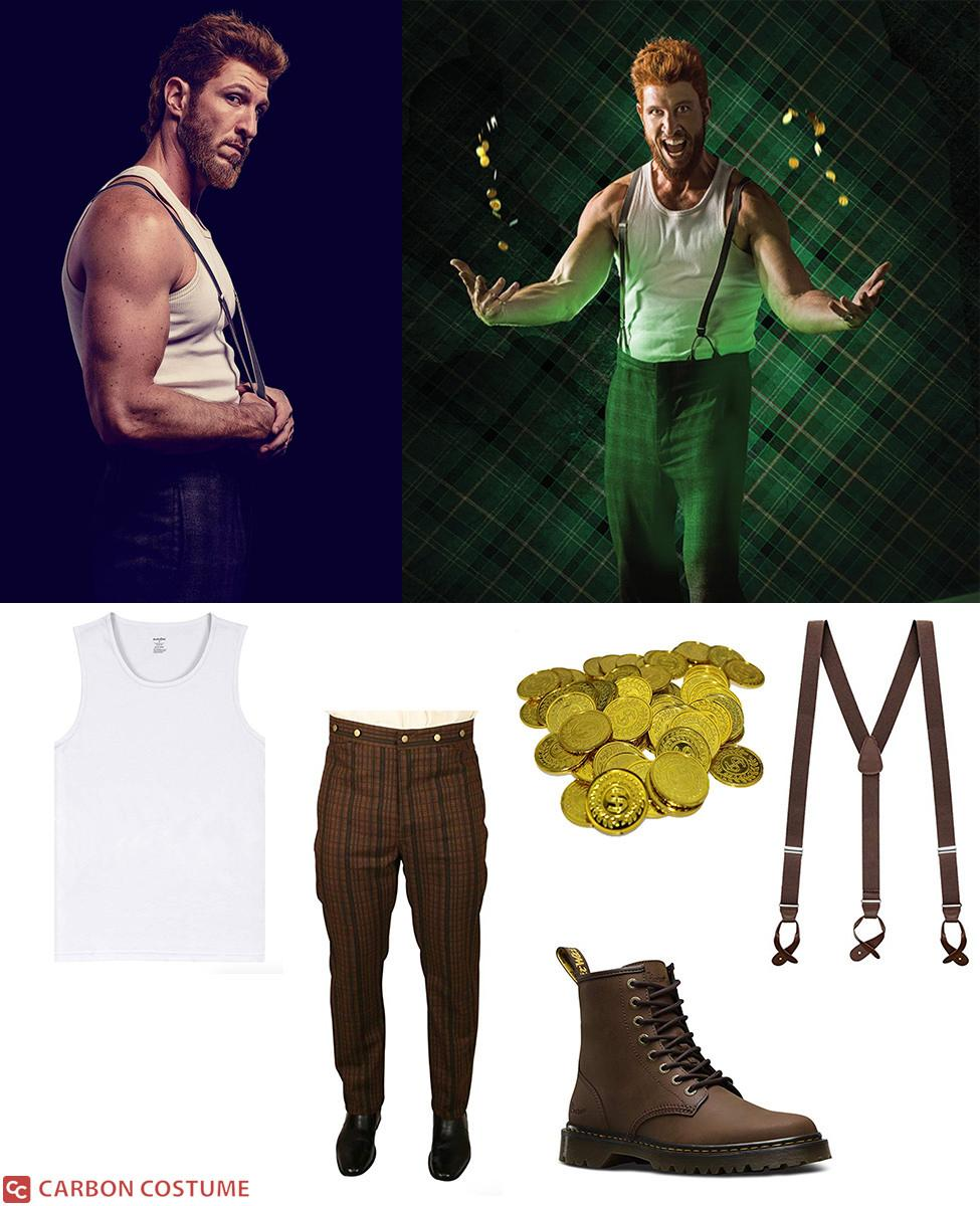 Mad Sweeney from American Gods Cosplay Guide